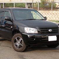 Used 2006 Toyota Kluger Car