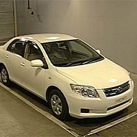 Used 2007 Toyota Corolla Axio Car