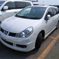 Used 2008 Nissan Wingroad Car