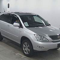 Used 2008 Toyota Harrier Car