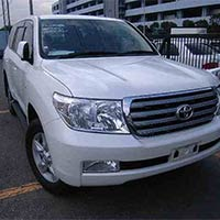 Used 2008 Toyota Land Cruiser Car