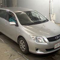 Used 2009 Toyota Corolla Fielder Car