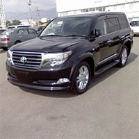 Used 2010 Toyota Land Cruiser Car