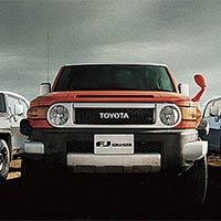 2014 Toyota New FJ Cruiser Car