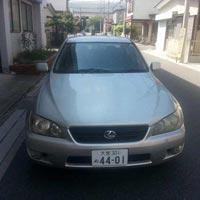 Used 1998 Toyota Altezza Car