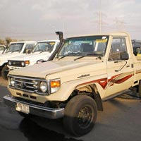 Used 2000 Toyota Land Cruiser Leap Spring (LCPUS1) Car