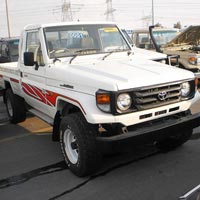 Used 2000 Toyota Land Cruiser Leap Spring (LCPUS3) Car