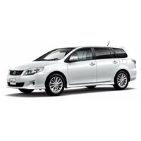 Used 2011 Toyota Corolla Fielder Car