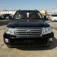 Used 2012 Toyota Land Crusier (ZX) Car