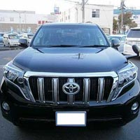 Used 2014 Toyota Land Cruiser Prado TRJ150W Car