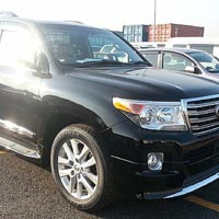 Used 2014 Toyota Land Cruiser Prado URJ202 Car
