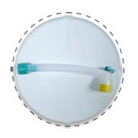 Fixed Elbow Catheter Mount with CO2 Port