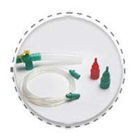 T Oxygen Recovery Kit with 40% Venturi Valve and 2 meter Tubing