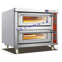 Electric Backing Oven 2-Deck