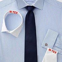 Die Cut Collar and Cuffs