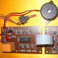 5 Digit Code Lock