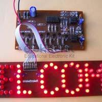 Welcome LED Display Board