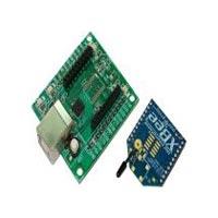 XBee USB adapter(CP) + XBee module
