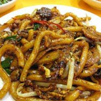 Black Pepper  Malaysian Noodles