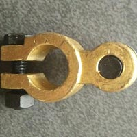 Brass Battery Terminal Clamp 04