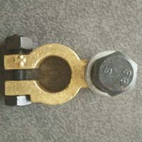 Brass Battery Terminal Clamps