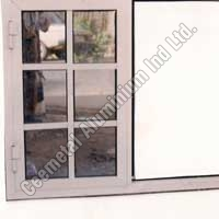Aluminium Projected Windows