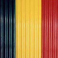 Corrugated Iron Fence