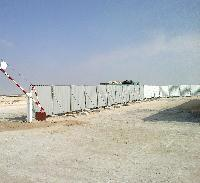 Corrugated Sheet Fencing 01