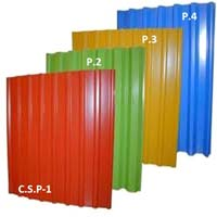 Corrugated Sheet Fencing 03