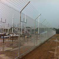 Security Fence Installer Broadlea Substation