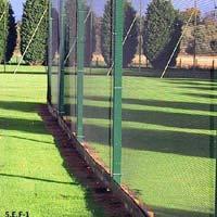 Sports Enclosure Fencing 01