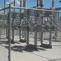 Substation Fencing 02