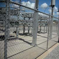 Substation Fencing