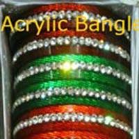 Acrylic Bangles