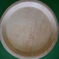 Round Areca Leaf Plates (12 Inch)
