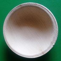 Round Areca Leaf Bowls