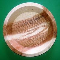 Round Areca Leaf Plates (8 Inch)