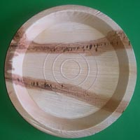 Round Areca Leaf Plates (10 Inch)
