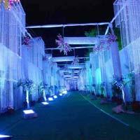 Wedding Crystal Gate