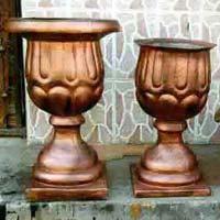 Wedding Fiber Flower Pots