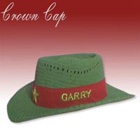 Green Golf Hat