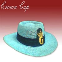 Sky Blue Golf Hat