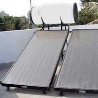 Flat Plate Solaa Water Heater