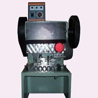 Automatic Chain Compacting Machine