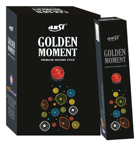 Golden Moment Premium Incense Sticks