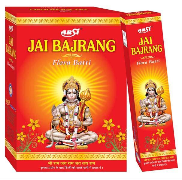 Jai Bajrang Incense Sticks
