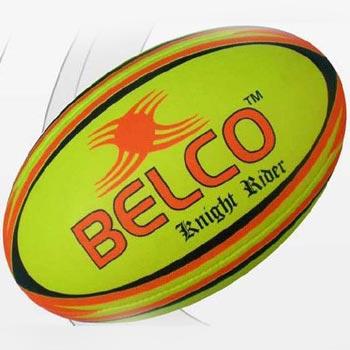 Knight Rider Rugby Balls