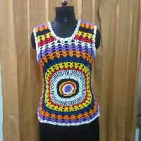Crochet One Piece Dress 04