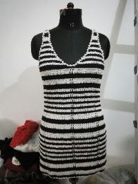 Crochet One Piece Dress 07