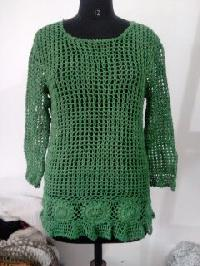 Crochet One Piece Dress 12